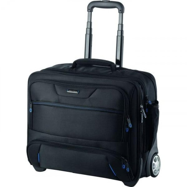 Lightpak Business Laptop Trolley Nylon schwarz
