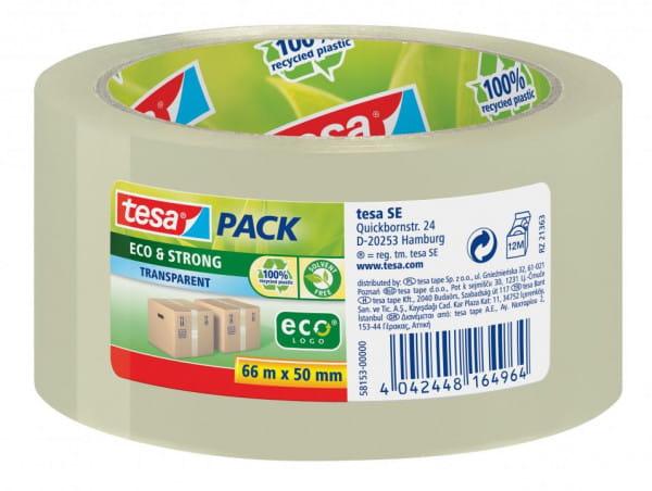 Verpackungsklebeband tesapack® Eco & Strong