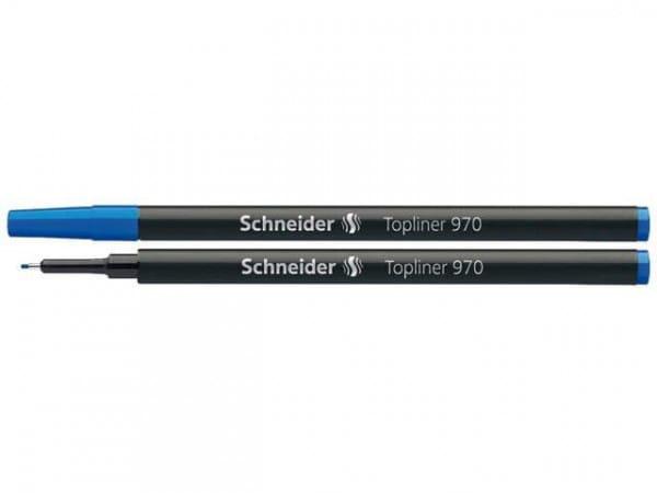 Schneider Fineliner Mine Topliner 970 blau