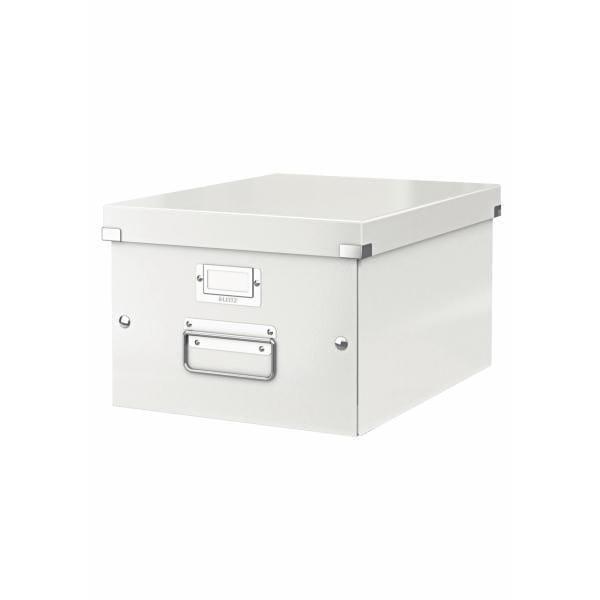 LEITZ Ablagebox DIN A4 weiß