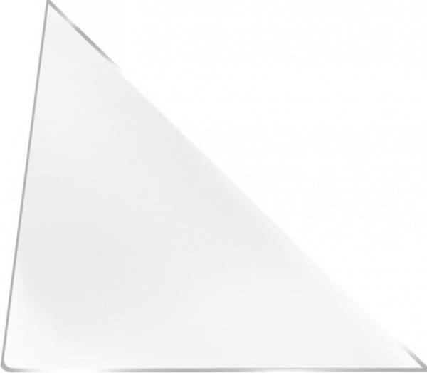 Q-CONNECT Dreiecktaschen 10 x 10 cm