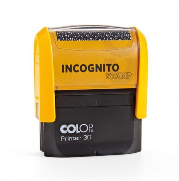 COLOP Incognito Datenschutzstempel 47 x 18 mm