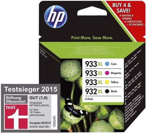 HP 932XL 933XL Sparset Druckerpatronen
